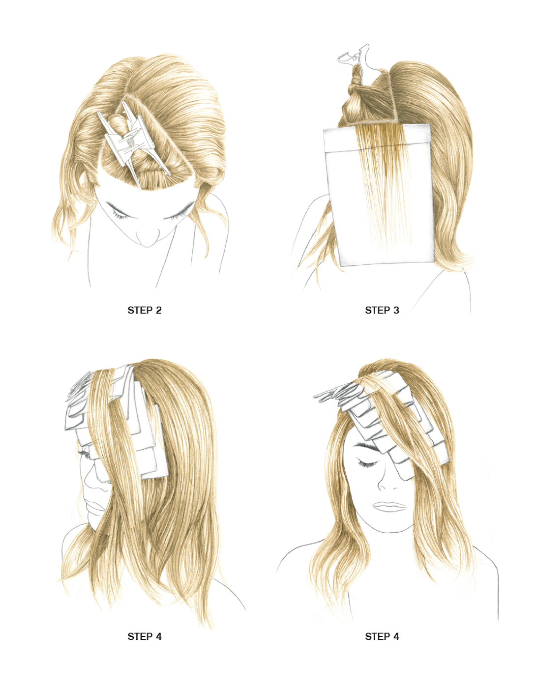Lumi.Lights: Step by Step - Bangstyle - House of Hair ...